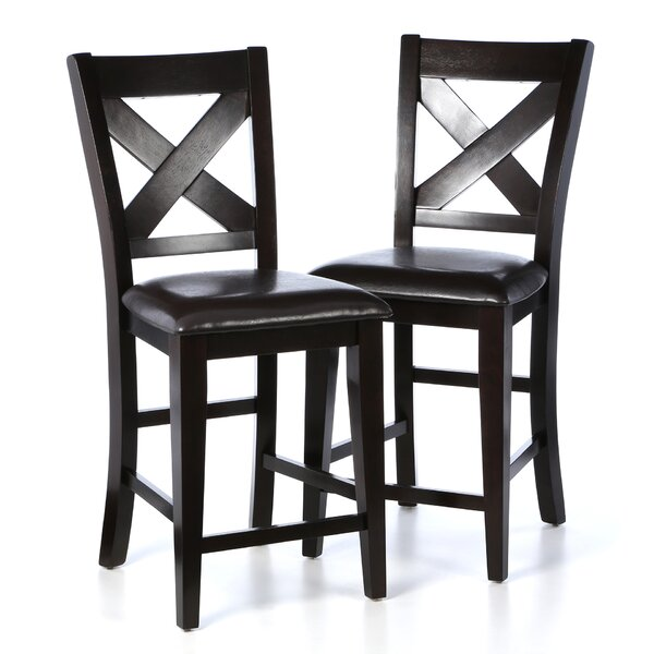 Carriage Hill 25 Bar Stool (Set of 2) by Red Barrel Studio