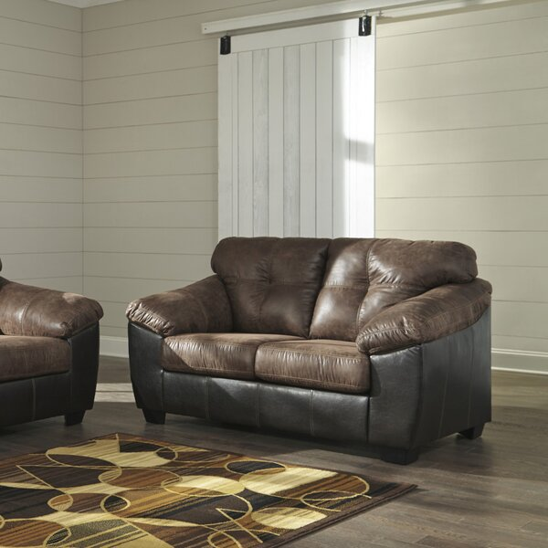 Get The Latest Bridgeforth Loveseat by Winston Porter by Winston Porter