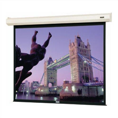 Cosmopolitan Electrol Matte White Electric Projection Screen by Da-Lite