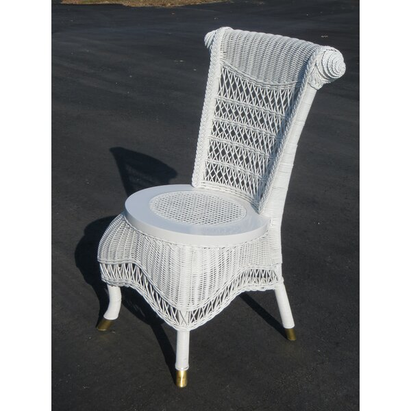 Classic Dining Chair by Spice Islands Wicker Spice Islands Wicker