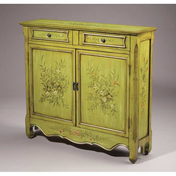 Deyo 2 Door Accent Cabinet By One Allium Way®