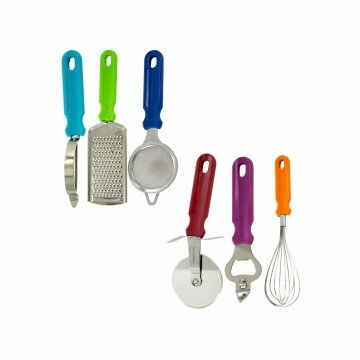6-Piece Kitchen Gadget Set by Kole Imports