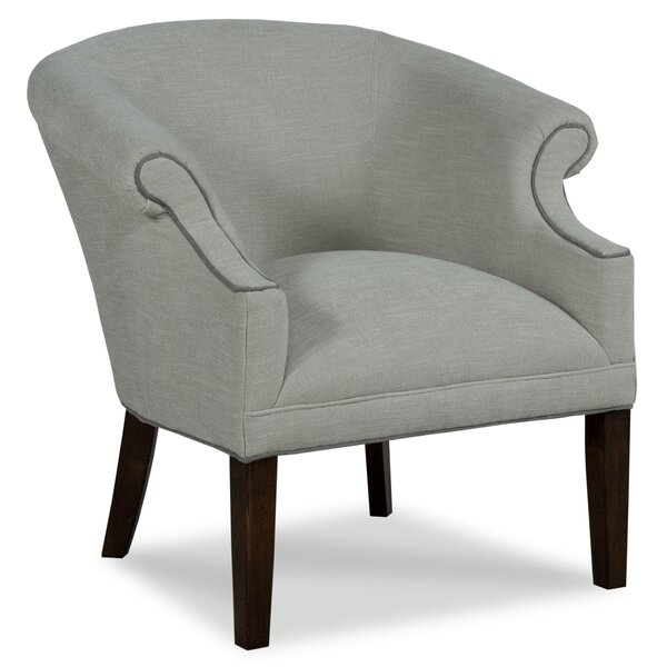 Salem Barrel Chair by Fairfield Chair