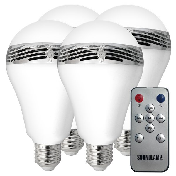 7.5W LED Light Bulb (Set of 4) by SONDPEX