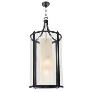 Essex 4-Light Foyer Pendant by DVI