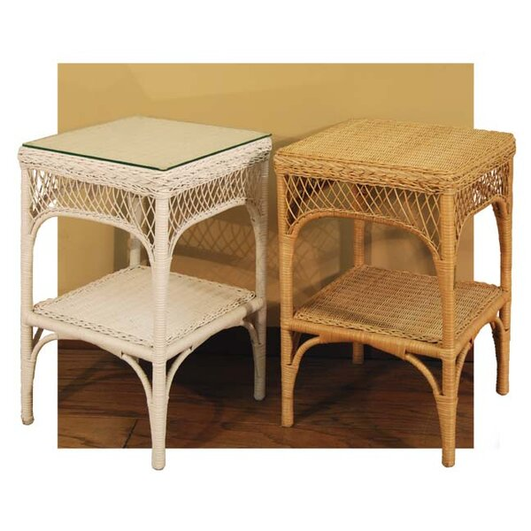 Naglee End Table by Bay Isle Home
