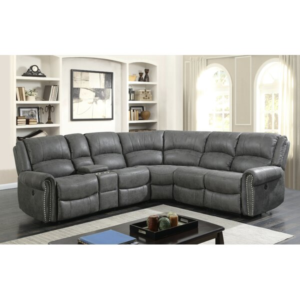 Frink Reclining Modular Sectional by Red Barrel Studio