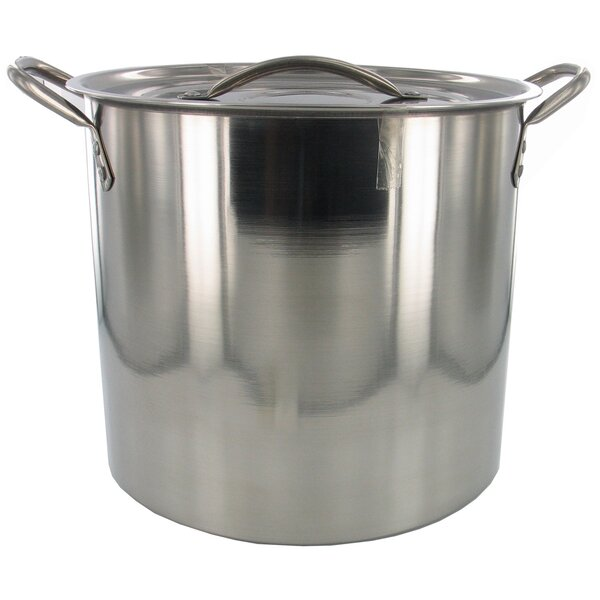 Stock Pot with Lid by Bradshaw