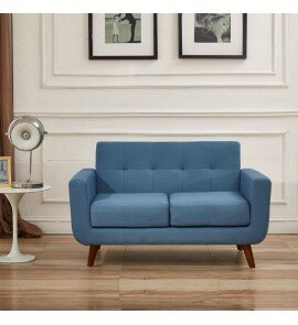 Luciano Loveseat by George Oliver