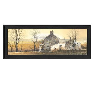 'A New Day' Framed Graphic Art Print by Trendy Decor 4U
