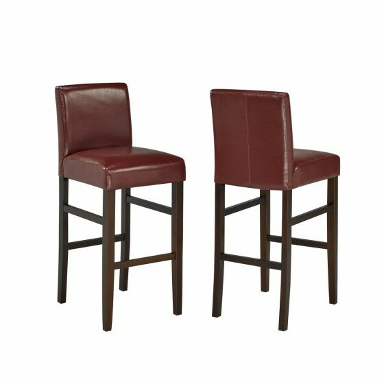 Lathrop 29 Bar Stool (Set of 2) by Loon Peak