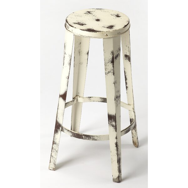 Alondra 26 Bar Stool by 17 Stories