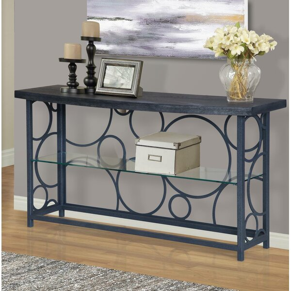 Poynor Console Table By Wrought Studio