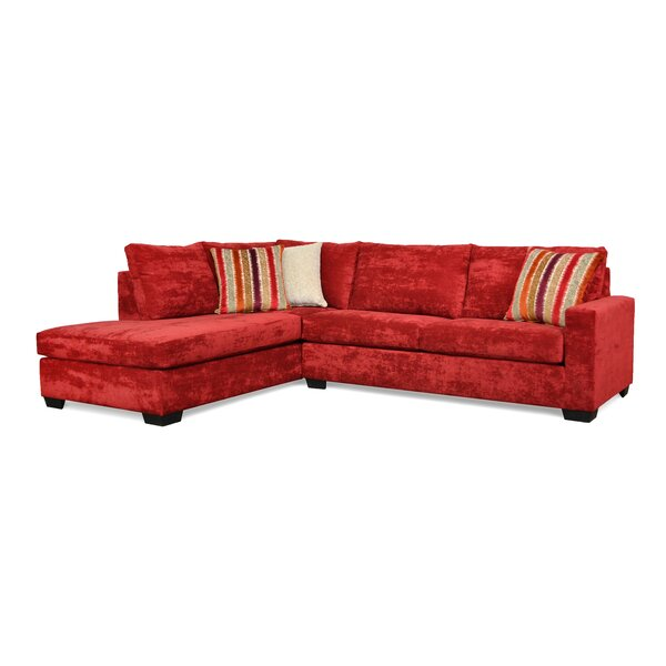 Routh Left Hand Facing Sectional By Red Barrel Studio