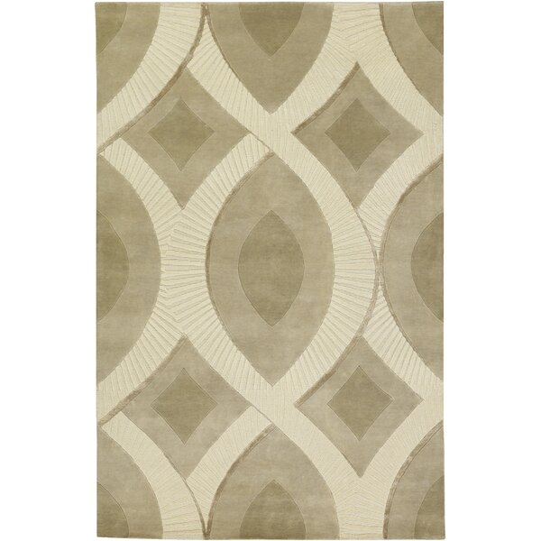 McLaren Ivory Rug by Red Barrel Studio