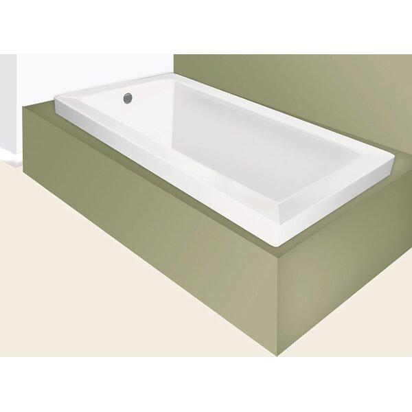 Moderno 60 x 32 Drop in Soaking Bathtub by Jade Bath
