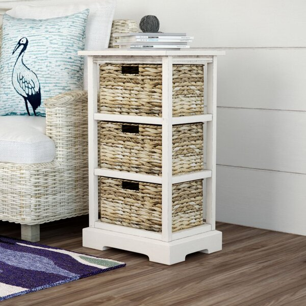 Halle End Table by Beachcrest Home