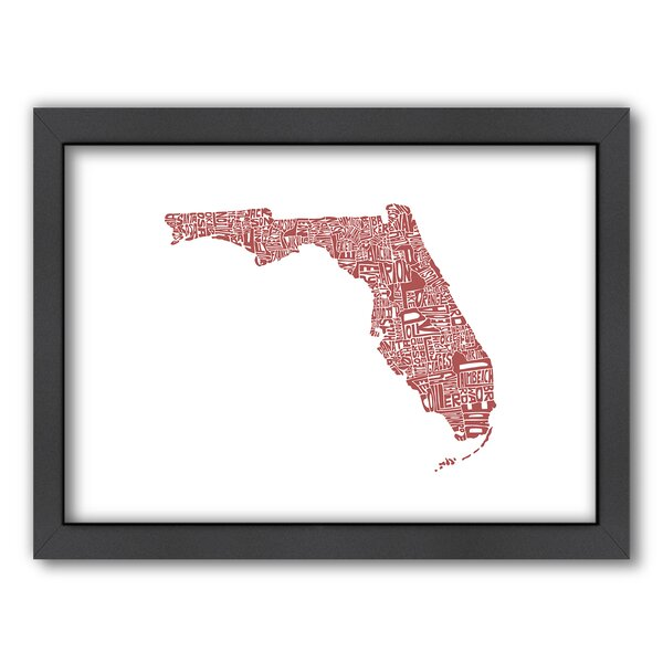 CAPow Florida 2015 Framed Wall Art by Americanflat