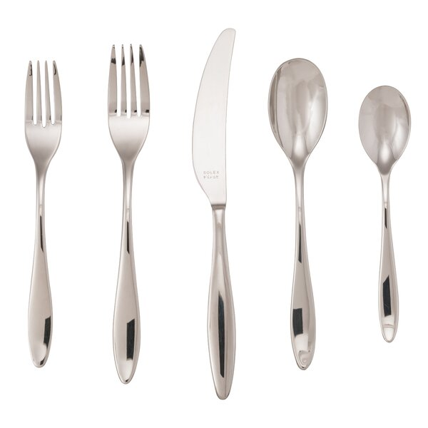 Heinz 20 Piece Flatware Set by Red Barrel Studio