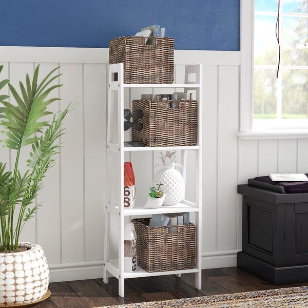 Compare Price Groveport Storage Display Ladder Bookcase