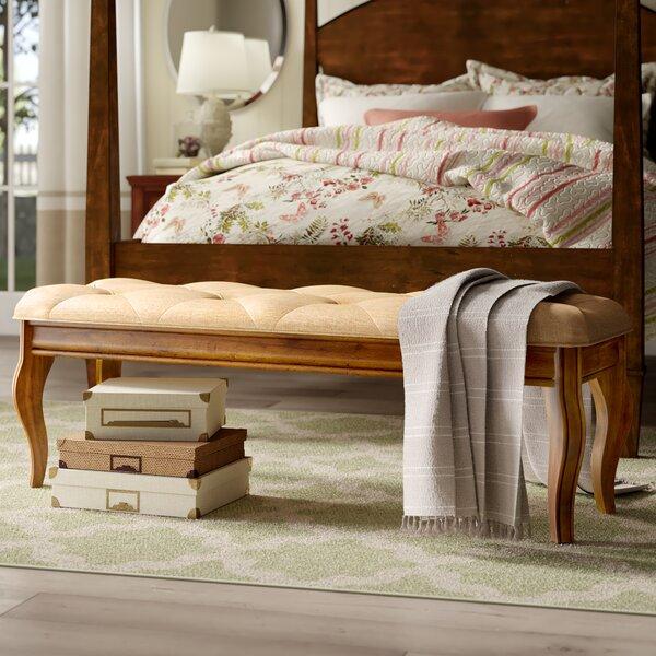 Johnston Fabric Upholstered Storage Bench by Birch Lane™ Heritage
