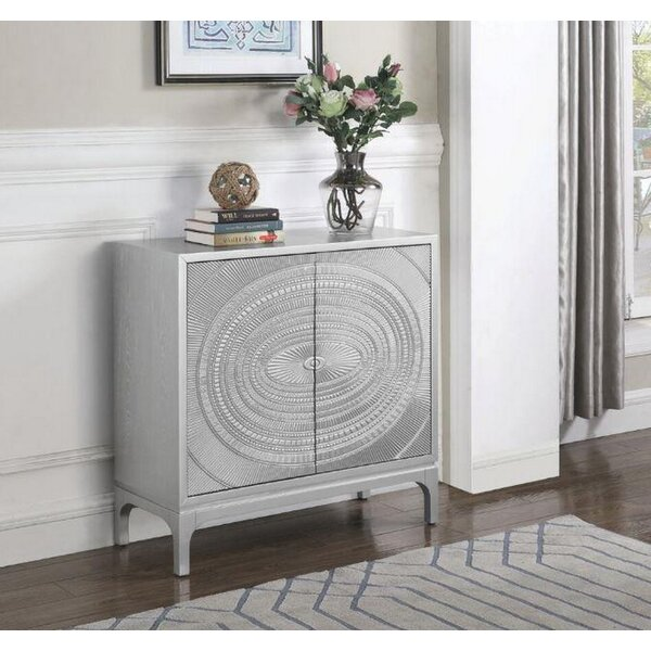 Bieber Accent Cabinet by Bungalow Rose