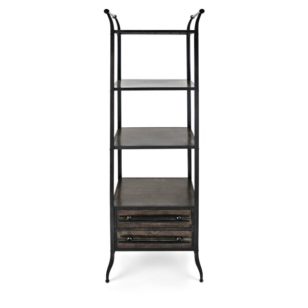 Shavon Etagere Bookcase by 17 Stories