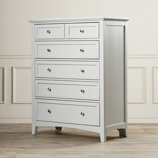 Gastelum 5 Drawer Chest by Darby Home Co