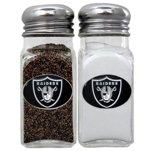 NFL 2 Piece Salt and Pepper Shaker Set by Siskiyou Gifts