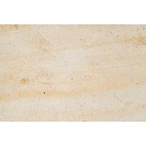 Beaumanier Light Honed 24x24 Limestone Field Tile