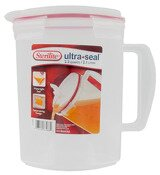 Ultra-Seal Pitcher (Set of 6) by Sterilite