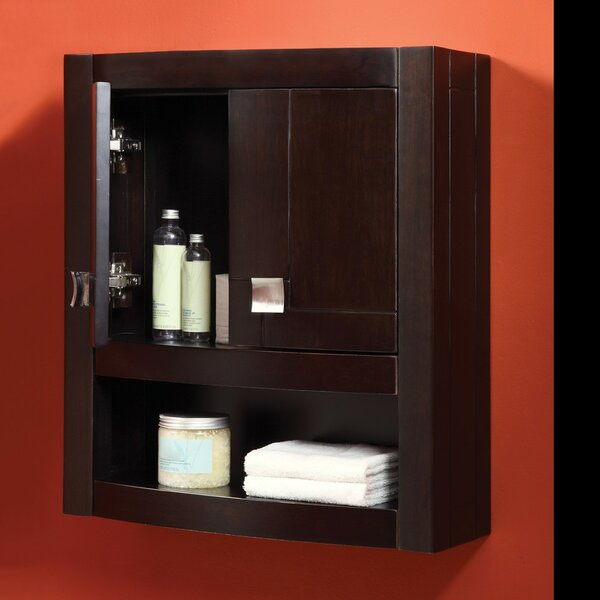 Gavin 23 W x 26 H Wall Mounted Cabinet by DECOLAV