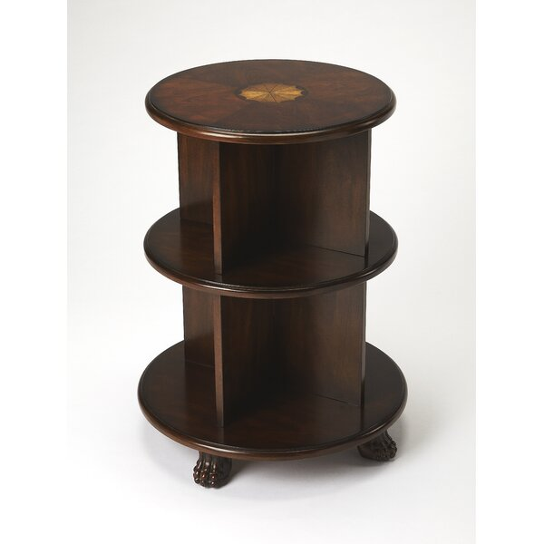 Geary End Table with Storage by Darby Home Co