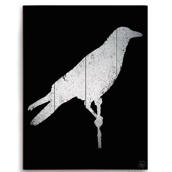 Bird Graphic Art Plaque by Click Wall Art