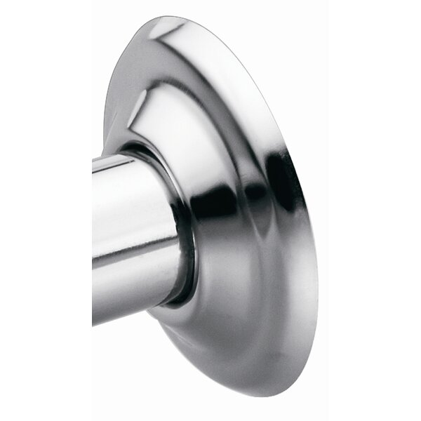 Commercial Shower Rod Flange Set by Donner Bath Furnishings