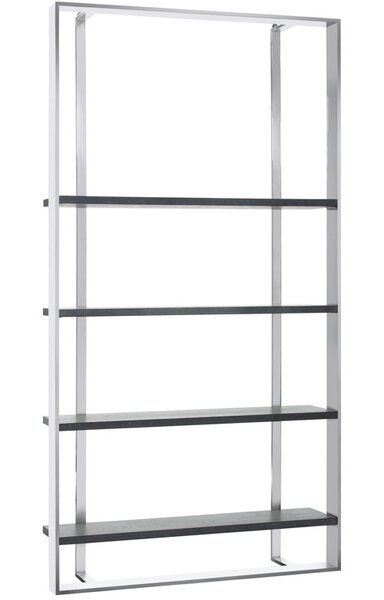 Aranda Etagere Bookcase by Everly Quinn