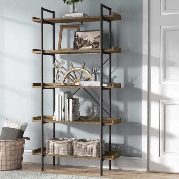 Swindell Etagere Bookcase By Williston Forge