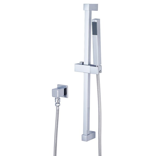 Mod Handheld Tub and Shower Faucet with Trim by Pioneer