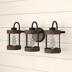 Farmhouse Country Vanity Lighting Birch Lane