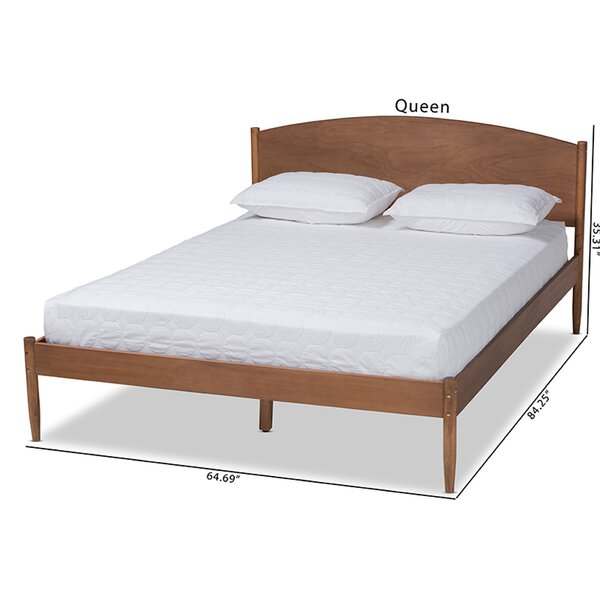 Marcelino Platform Bed by Bay Isle Home