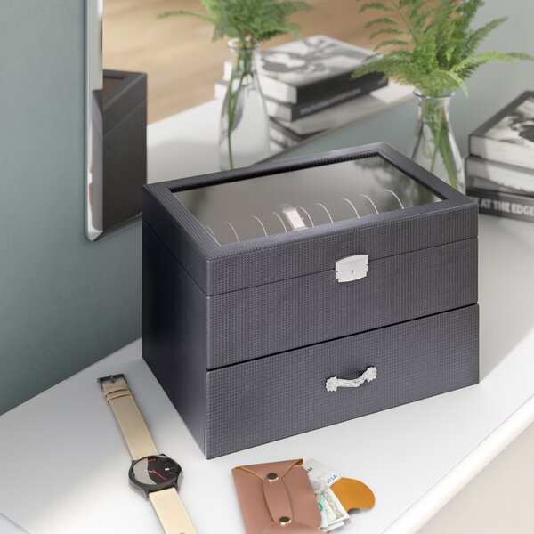 Storage Display Watch Box by Andover Mills