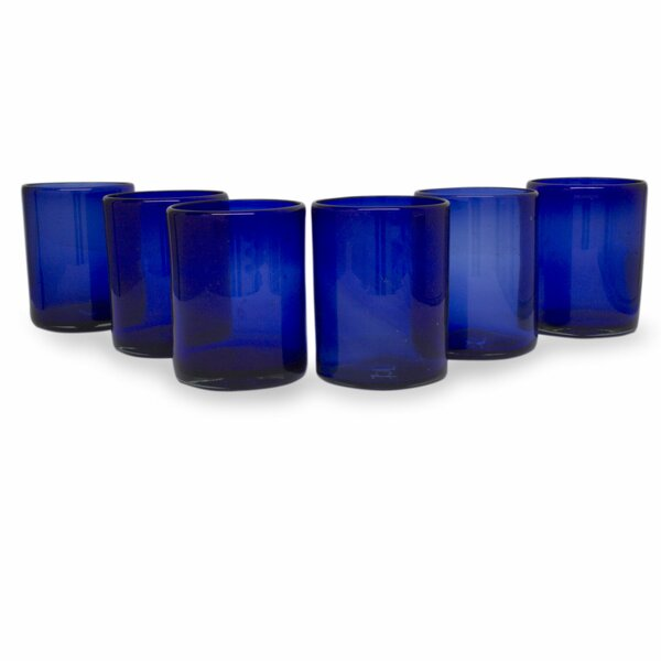 Recycled 20 Oz. Tumbler (Set of 6) by Novica