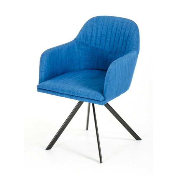 Coil Upholstered Dining Chair by Brayden Studio