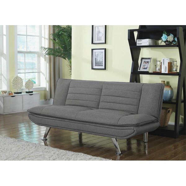 Brookston Convertible Sofa by Orren Ellis