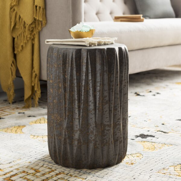 Horsforth Garden Stool by Mistana