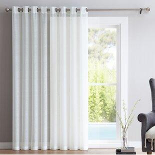 Sliding door curtains wayfair save to idea board planetlyrics Image collections