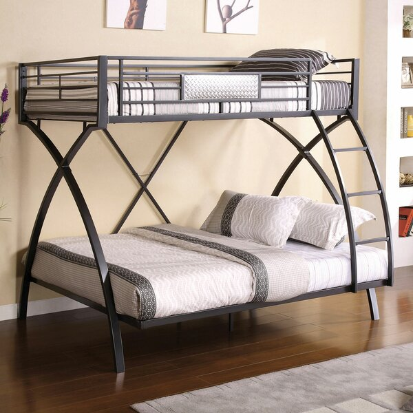 Fairfield Twin over Full Bunk Bed by Harriet Bee