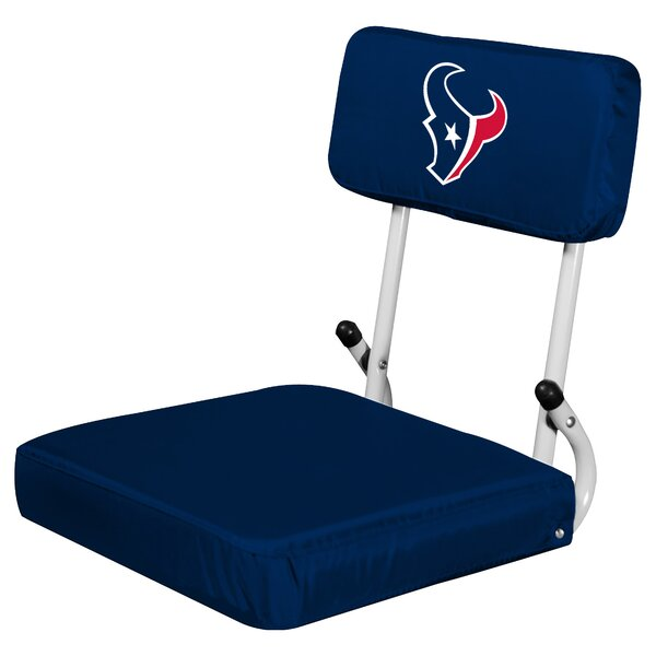 Hardback Stadium Seat with Cushion by Logo Brands Logo Brands