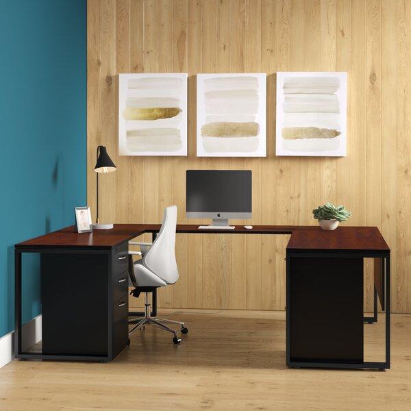 Mireya Reversible U-Shape Executive Desk
