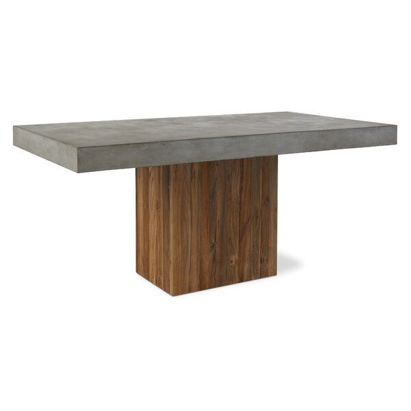 Sparta Conrete Dining Table by Seasonal Living